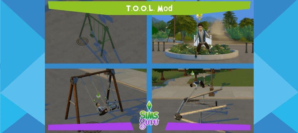 TOOL Mod para Los Sims 4
