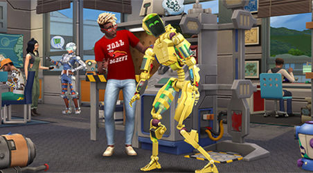 Profesión Ingeniero Los Sims 4